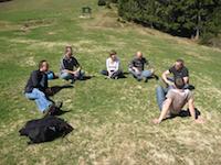 Equipe de Direction participant au séminaire Inspire
